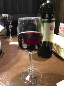 赤ワイン ロミオ・キャンティ