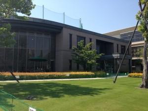 江坂テニスセンター 外観