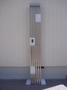 門柱(2)