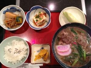 佐七 日替麺定食