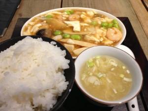 daofu定食