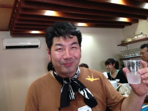 北摂ワインズ 冨鶴さん