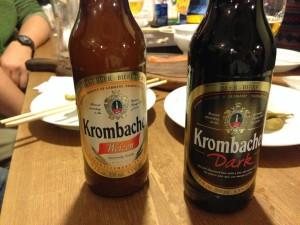 ドイツビール:クロンバッハ